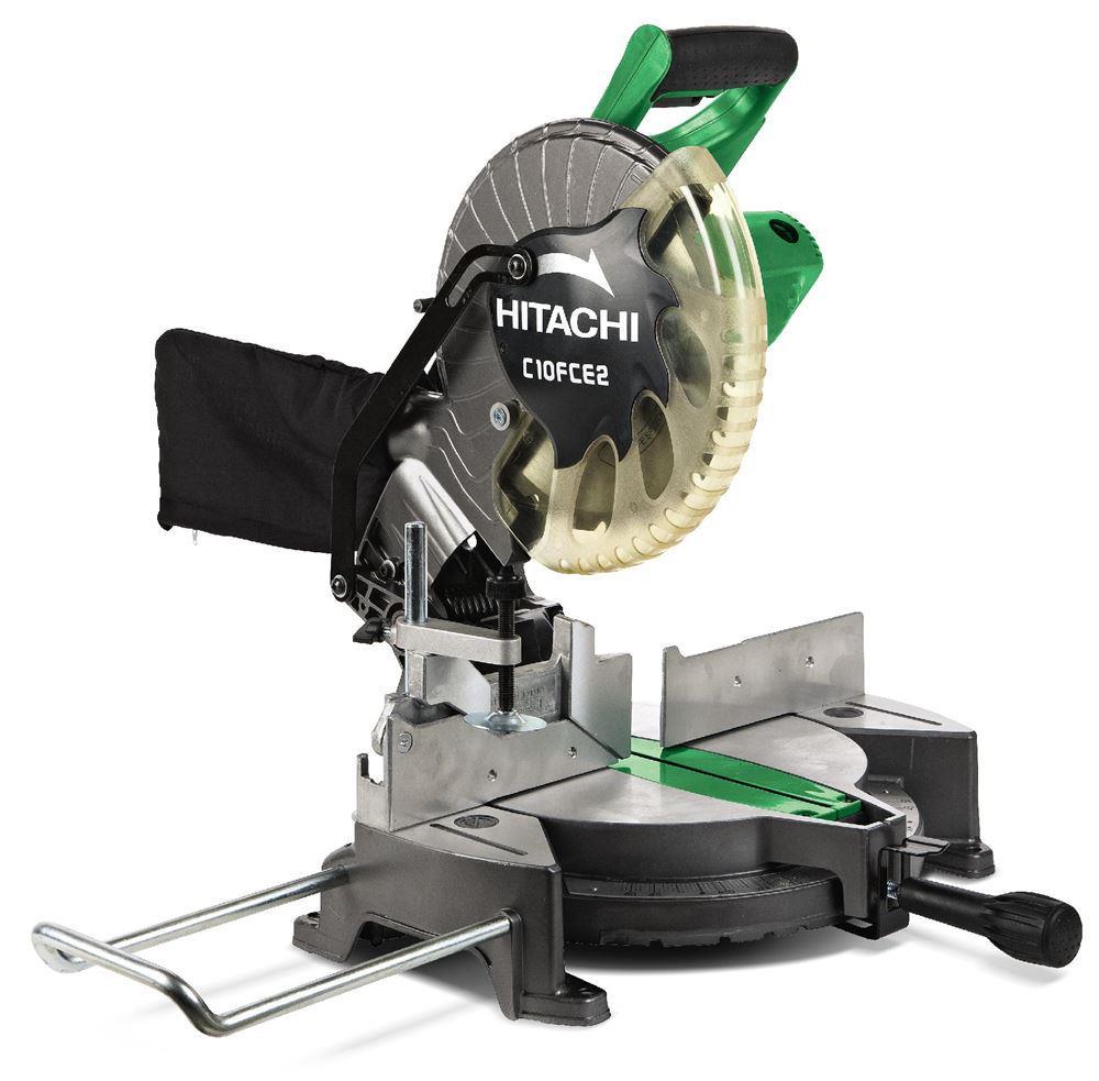 Hitachi C10FCE2 1520Watt 255mm Profesyonel Gönye Testere