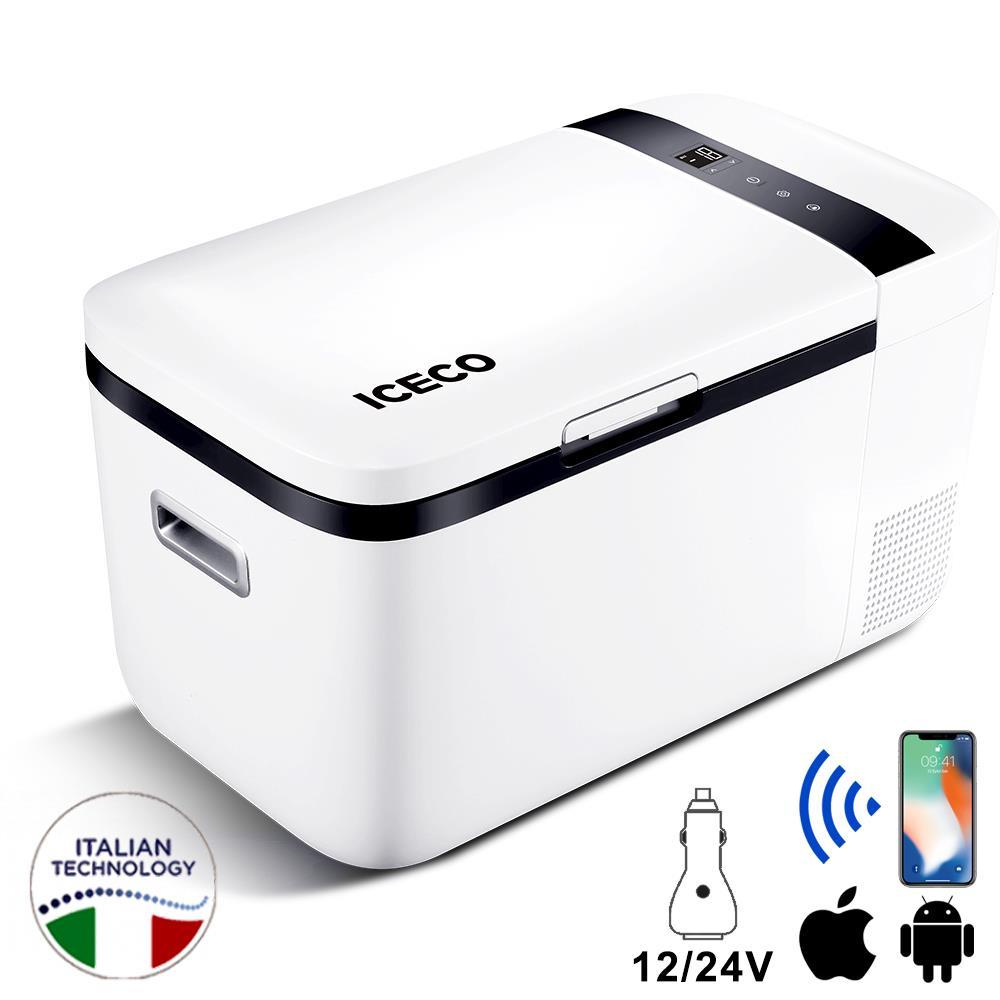 ICECO YCD20 12/24Volt 20 Litre Kompresörlü Oto Buzdolabı
