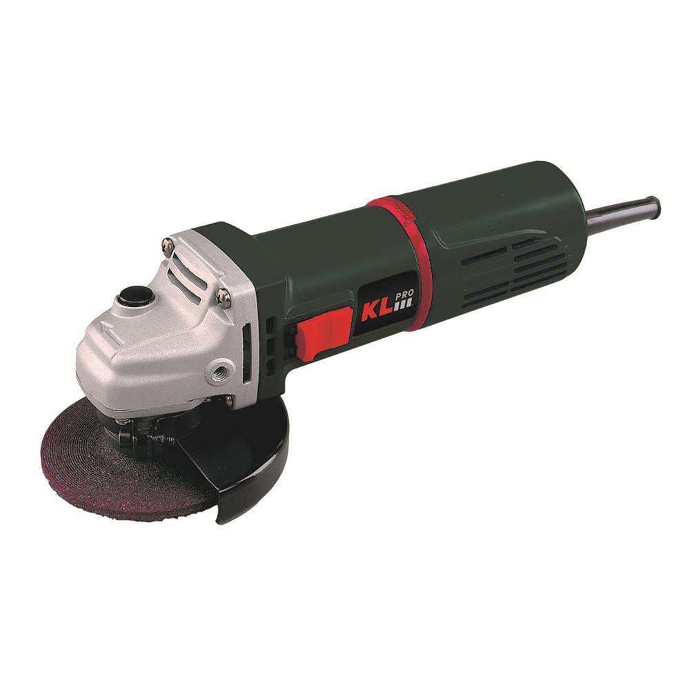 KLPRO KLAT89100E 750Watt 115mm Profesyonel Avuç Taşlama