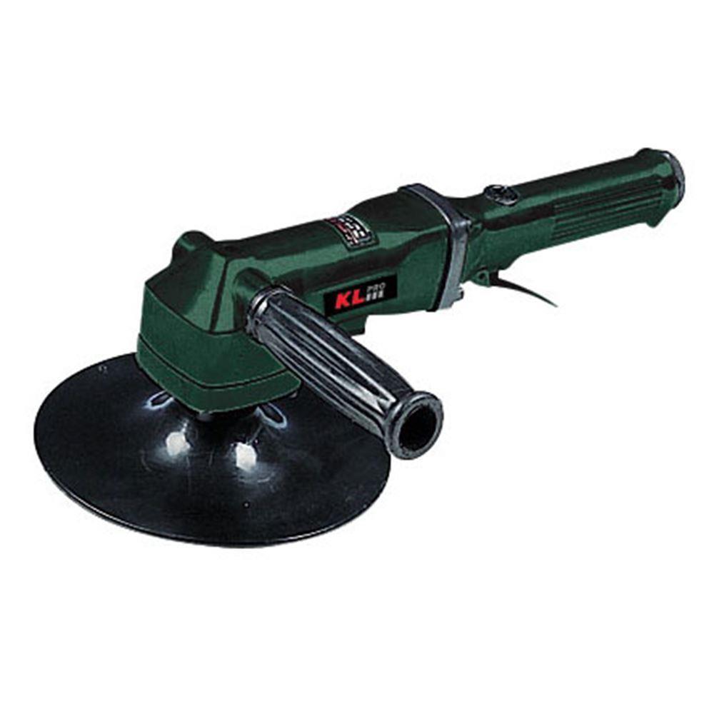 KLPRO KLHV0470 1/4'' 180mm Havalı Dairesel Zımpara