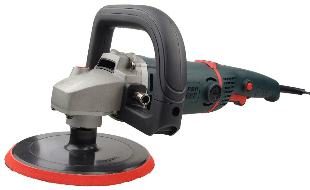 KLPRO KLPJ42180 1400Watt 180mm/230mm Profesyonel Polisaj Makinesi