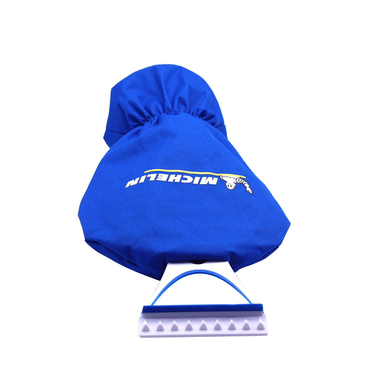 Michelin MC32637 Polar Eldivenli Buz Kazıyıcı, Silecek Temizleyici