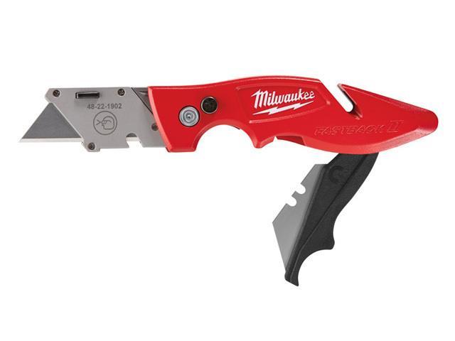 Milwaukee T48221902 Ağır Hizmet Tipi Fastback™ Maket Bıçağı