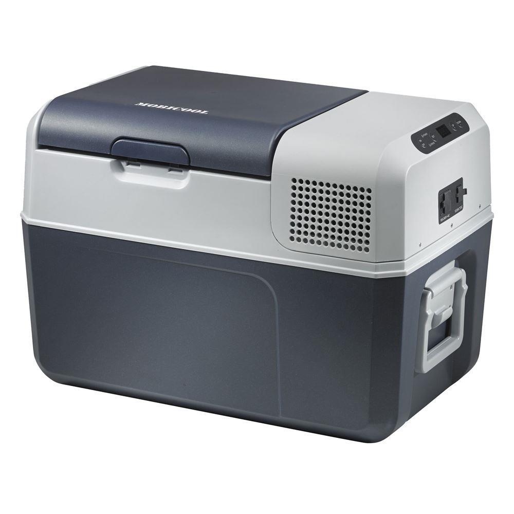 Mobicool FR40 12/24/220Volt AC/DC 38 Litre Kompresörlü Oto Buzdolabı