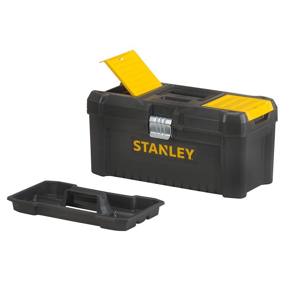 """Stanley STST175518 16"""" Metal Kilitli Takım Çantası"""