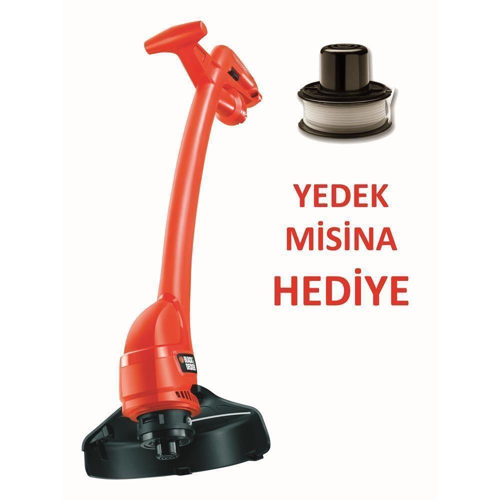 Black&Decker GL360SB 350W Misinalı Çim Kesme Makinesi + Yedek Misina