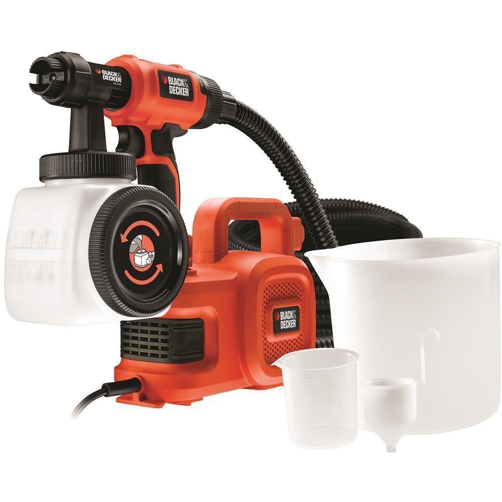 Black&Decker HVLP400 450Watt Elektrikli Boya Tabancası