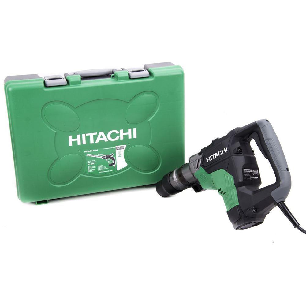Hitachi DH40MC 1000Watt 10.5J 7Kg Profesyonel SDS-Max Kırıcı/Delici