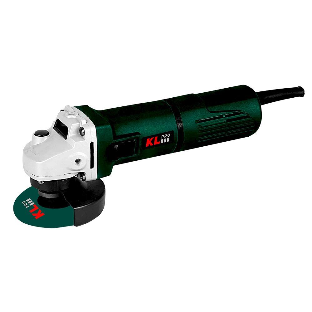 KLPRO KLAT11502 750Watt 115mm Profesyonel Avuç Taşlama