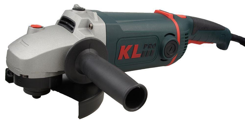 KLPRO KLBT87180 2600Watt 180mm Profesyonel Büyük Taşlama