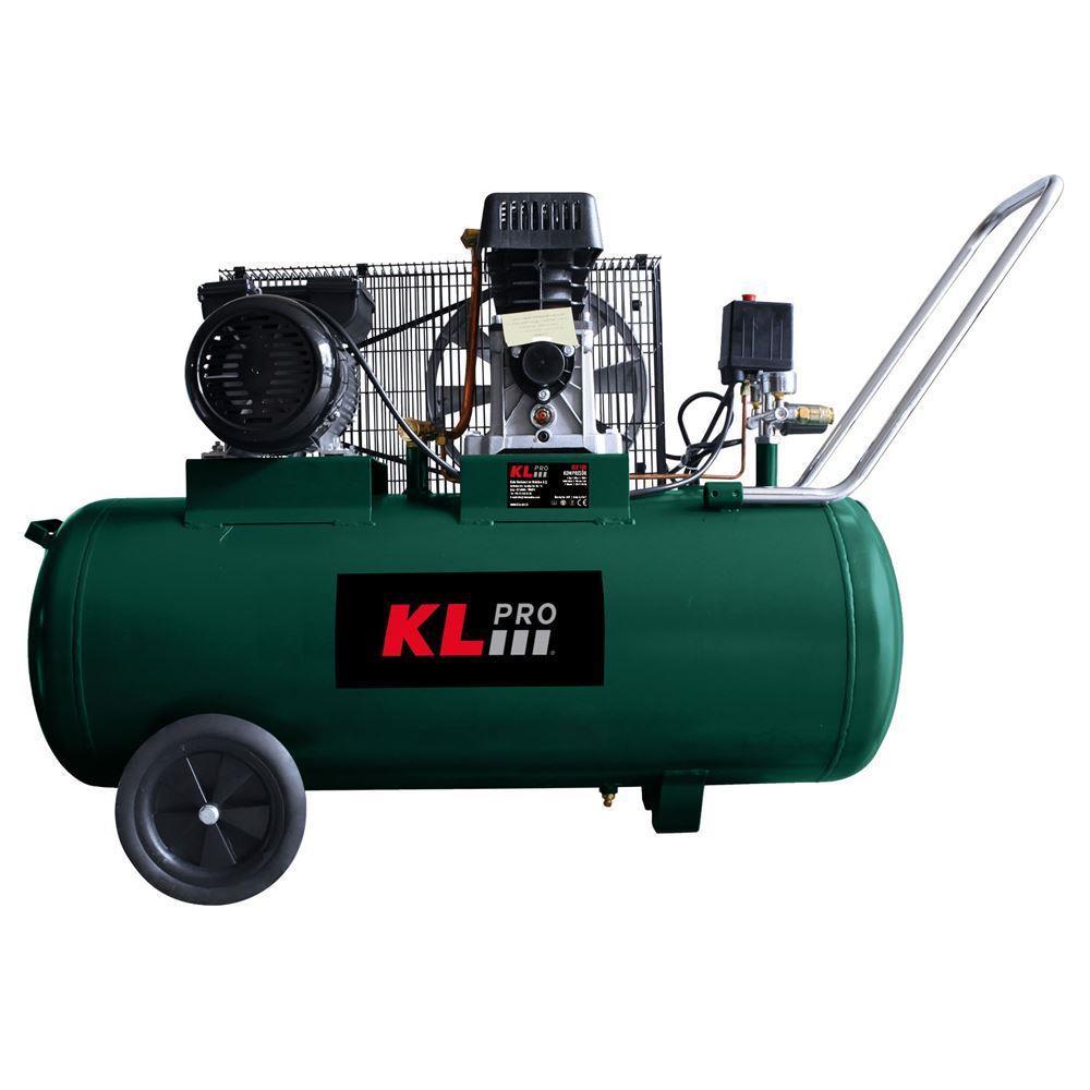 KLPRO KLK100 3HP 100Lt 8Bar Hava Kompresörü