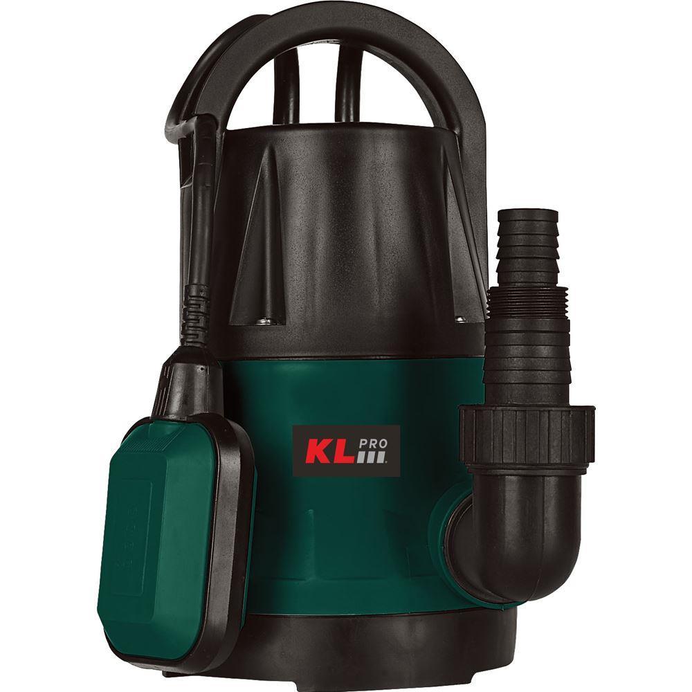 KLPRO KLP550T 550Watt Temiz Su Dalgıç Pompa