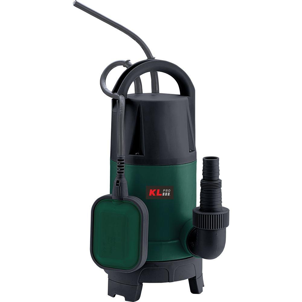 KLPRO KLP550TK 550Watt Kirli ve Temiz Su Dalgıç Pompa