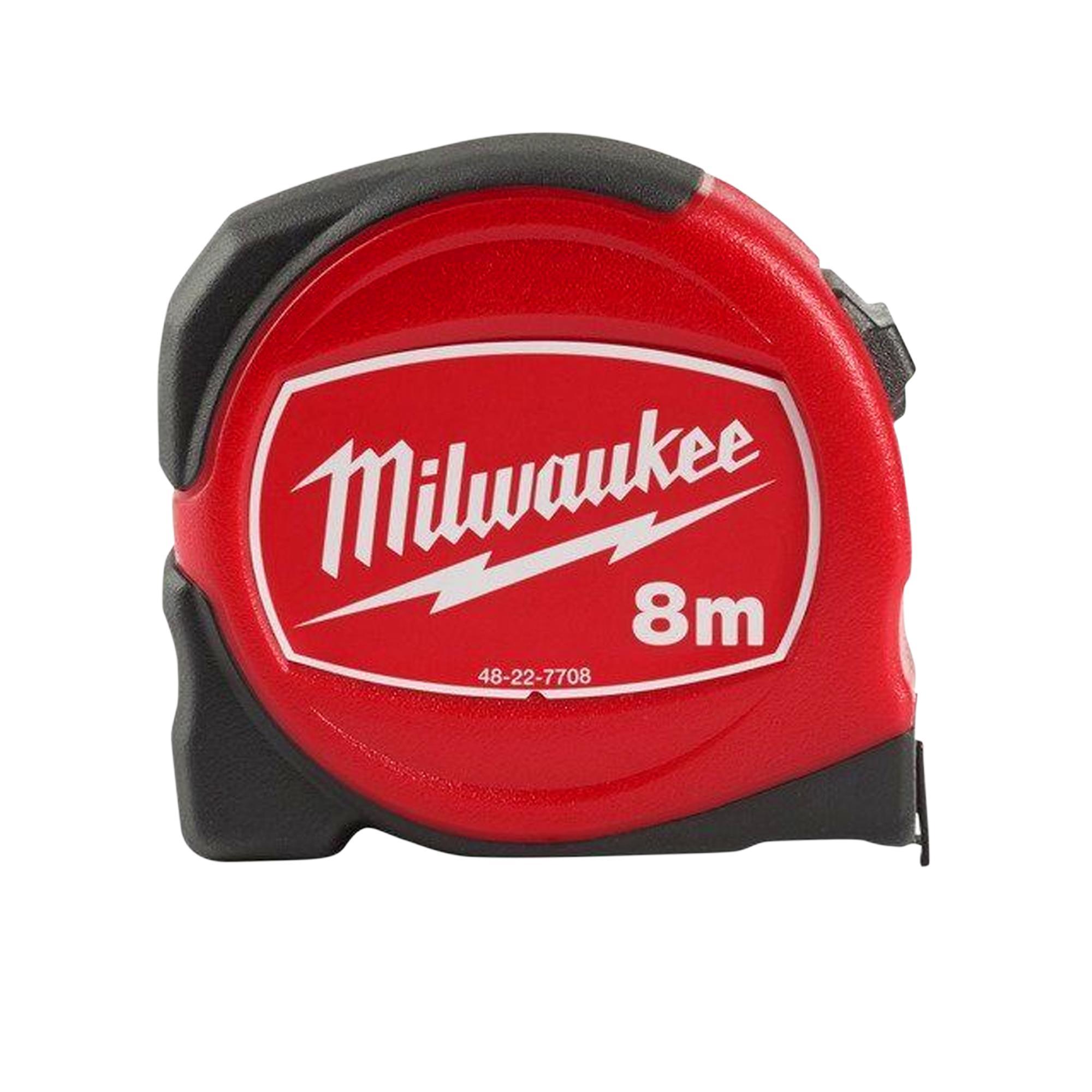 Milwaukee T48227708 Ağır Hizmet Tipi Kompakt Şerit Metre 8m