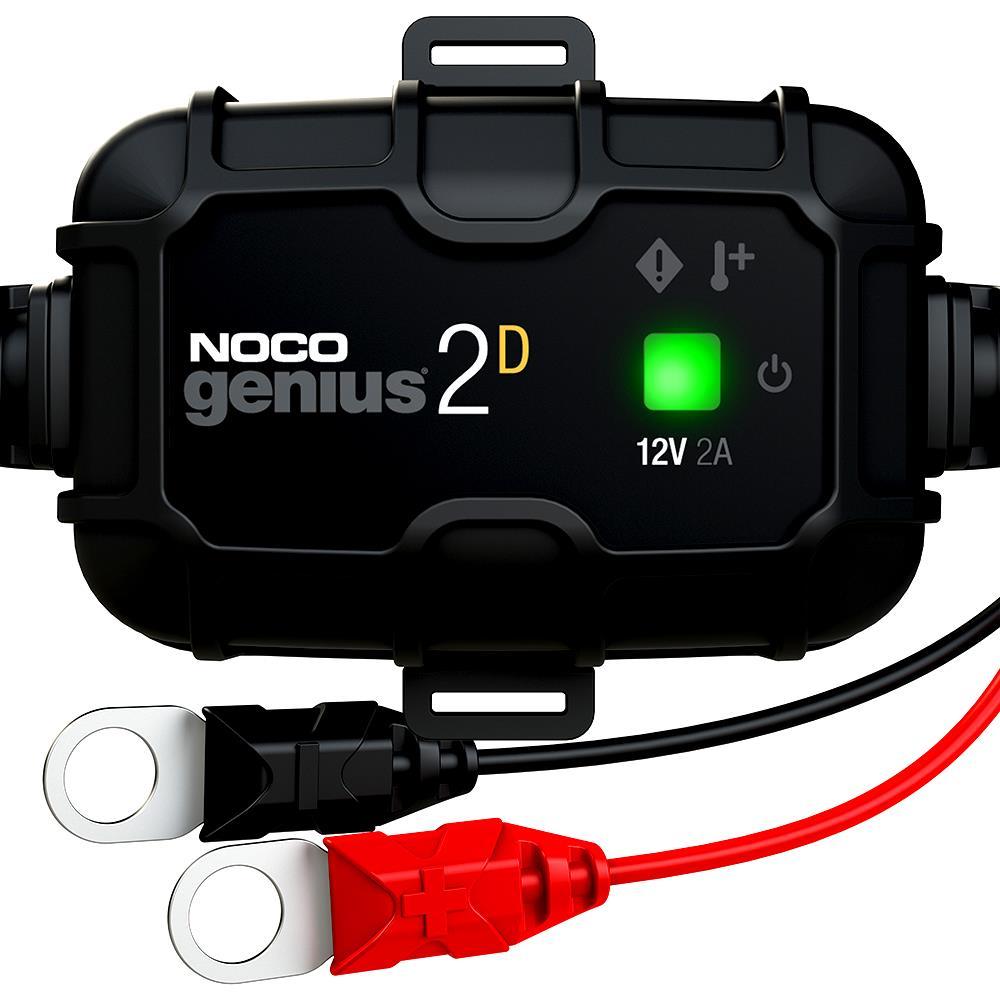 NOCO GENIUS2D 12V 40A Akıllı Akü Şarj ve Akü Bakım/Desülfatör