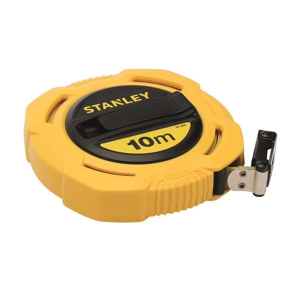 Stanley ST034295 Kapalı Kasa ŞERİT Metre, 10m X12,7mm