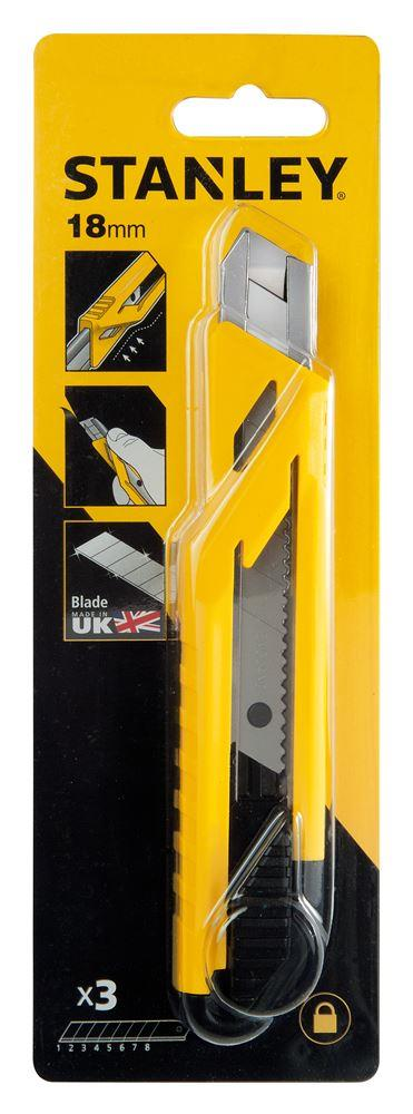 Stanley ST110280 Maket Bıçağı 160X18mm
