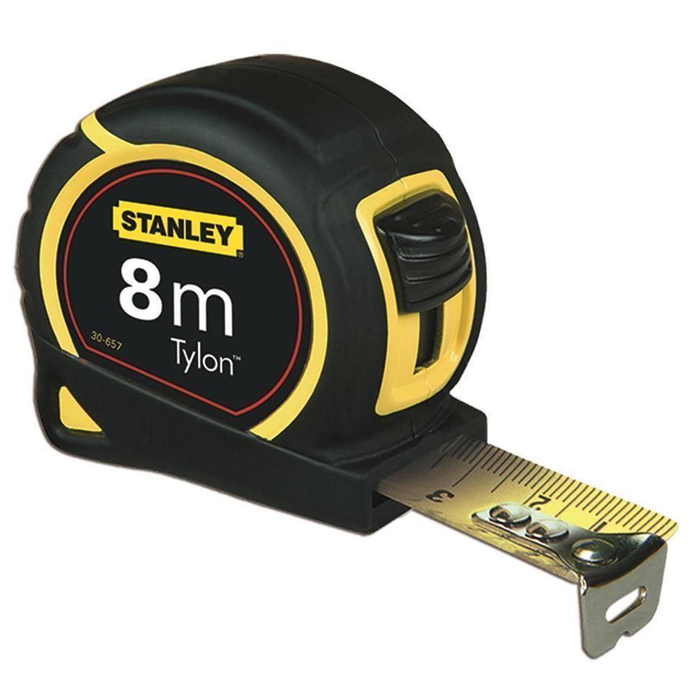 Stanley ST130657 Metre Tylon, 8mX25mm
