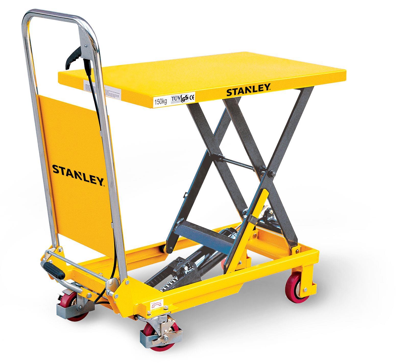 Stanley X150 150Kg Profesyonel Makaslı Platform