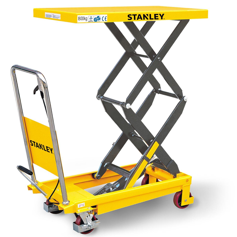 Stanley XX800 800Kg Profesyonel Çift Makaslı Platform